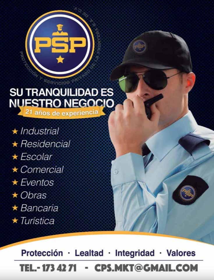 PSP Seguridad Privada